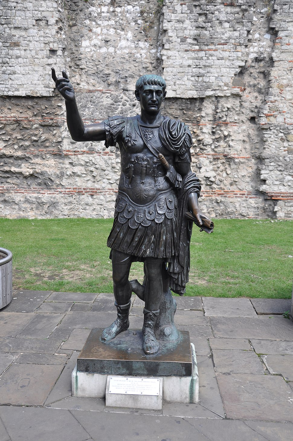 London Tower Trajan