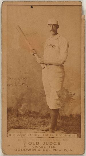 John Reilly (baseball)