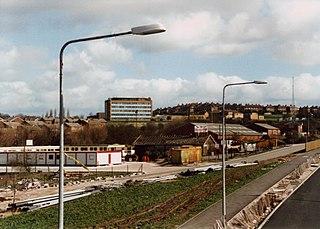 Longton High School Former school in Stoke-on-Trent, England