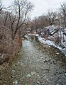 Looking SE from St Clair Avenue - Euclid Creek.jpg