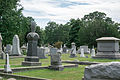 Looking SW at section G - Glenwood Cemetery - 2014-09-14.jpg