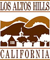 Official logo of Town of Los Altos Hills