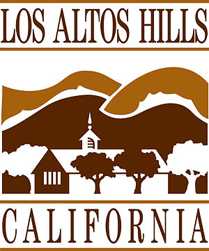 Los Altos Hills, California - Image: Los Altos Hills Logo