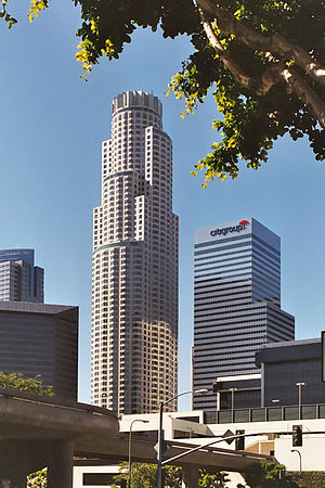 Pei Cobb Freed & Partners - Image: Los Angeles Library Tower (small)