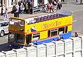 Lothian Buses open top tour bus Leyland Olympian Alexander RH Majestic Tour livery 3 June 2010.jpg