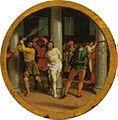Lotto, madonna del rosario 09 flagellazione.jpg