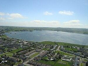 Loughrea - Loughrea Lake