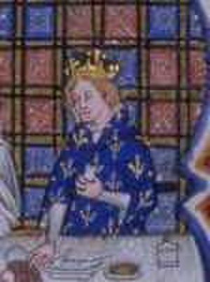 Ermentrude of France - Louis the Stammerer
