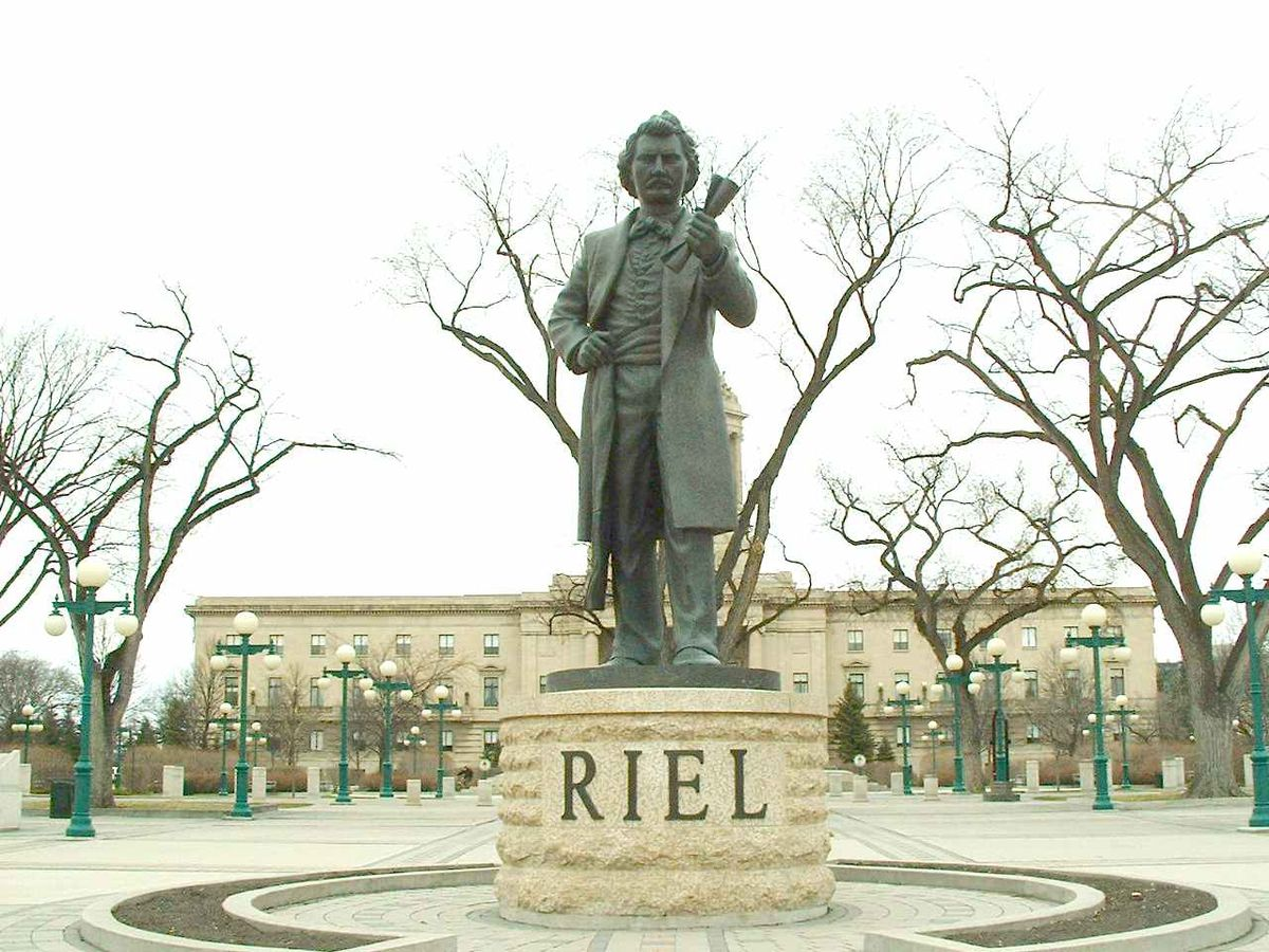 execution of riel As long as canada exists, its citizens will want to read about louis riel because his life summarizes in a unique way the tensions of being canadian: english versus.