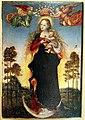 Lucas cranach il vecchio, s. giovanni battista e immacolata, 1550-52, 03.JPG