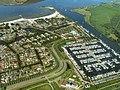 Luchtfoto Sotterum Chaletverhuur @ 'De Holle Poarte' in Friesland. - panoramio - www.sotterum.nl (2).jpg