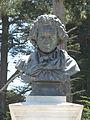 Ludwig van Beethoven by Henry Baerer-Golden gate Park-San Francisco.jpg
