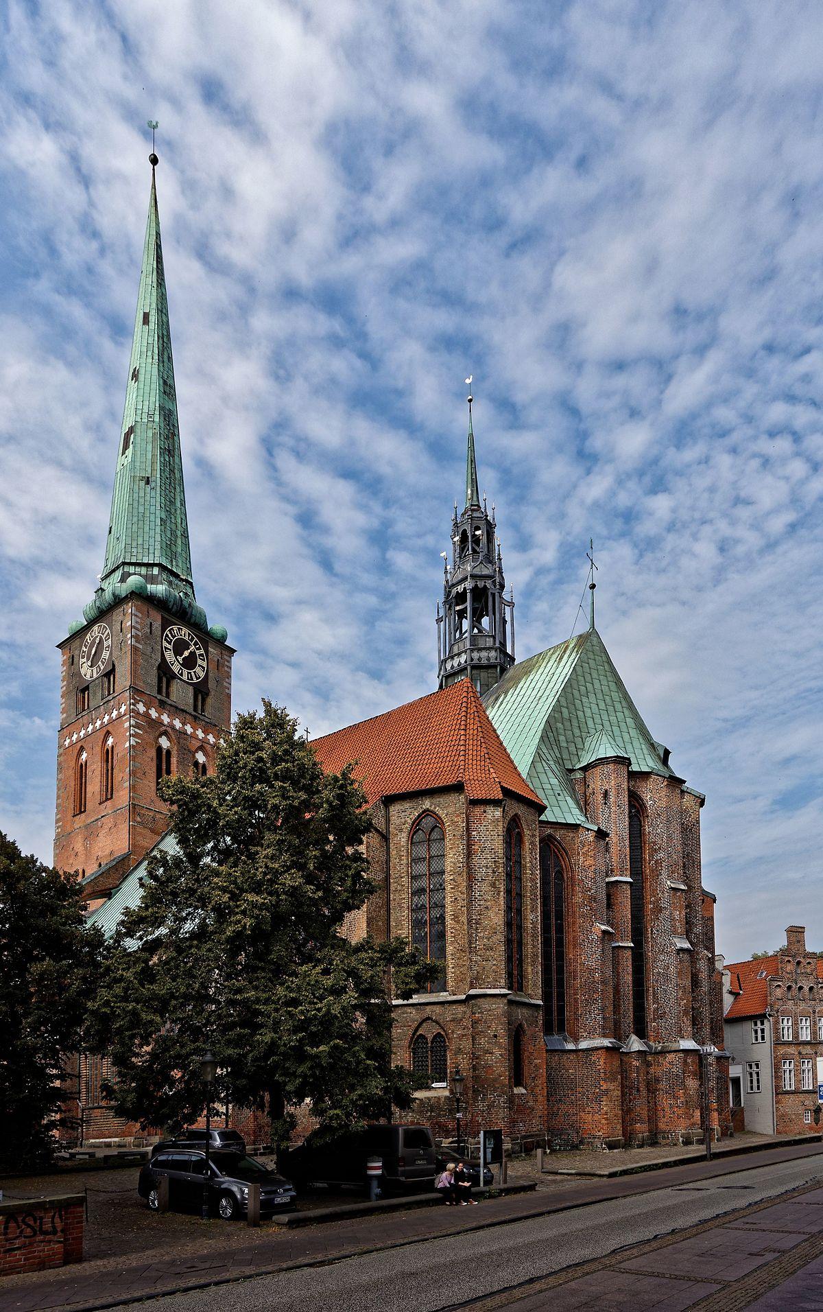 Jacobi Kirche Kiel