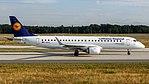 Lufthansa CityLine Embraer ERJ-190 (D-AECC) at Frankfurt Airport (2).jpg