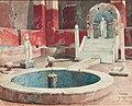 Luigi Bazzani - Blick in ein Atriumhaus.jpg