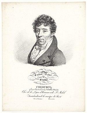 Cherubini, Luigi (1760-1842)