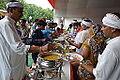 Lunch Distribution - Rawatpura Sarkar Ashram - Chitrakoot - Satna 2014-07-05 6431.JPG