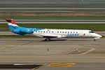 Luxair, LX-LGX, Embraer ERJ-145LU (26555878906).jpg