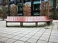 Luxembourg, banc rue du Fort Neipperg (102).jpg
