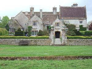 Sir Anthony Ashley, 1st Baronet - Lytes Cary, Somerset in 2009