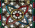 Mödling Sankt Othmar - Florales Fenster 3b.jpg