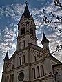 München, Schwanthalerhöhe, St. Benedikt Front.jpg