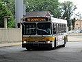 MBTA route 93 bus at Sullivan Square station, July 2015.JPG