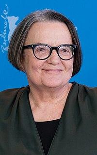 Agnieszka Holland Polish film director and screenwriter