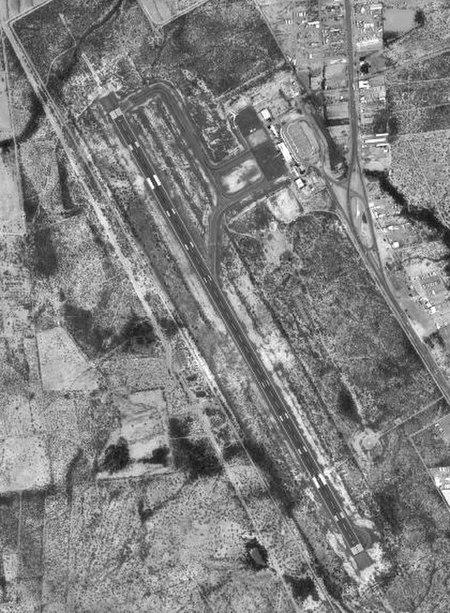 Lapangan Terbang Antarabangsa Quetzalcoatl