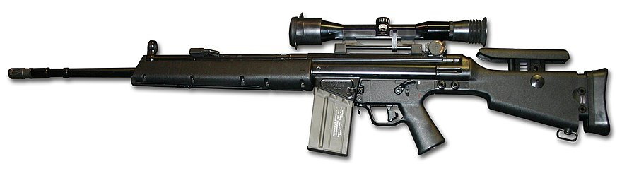Heckler & Koch G3 - The Reader Wiki, Reader View of Wikipedia