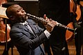 MUSIC - Anthony McGill, playing clarinet at Lincoln Center (39911791833).jpg