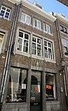 foto van Hoekhuis met lijstgevel.