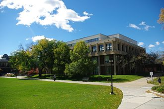 Macalester College - Neill Hall