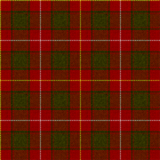 The official Clan Macfie tartan was registered with the Lord Lyon in 1991.