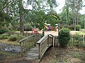 Macy-Brance Memorial Playground in Geo. M. Dame Memorial Park, Homerville.JPG