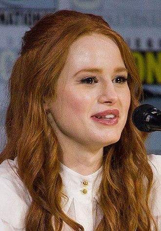 Cheryl Blossom - Madelaine Petsch plays Cheryl on Riverdale.