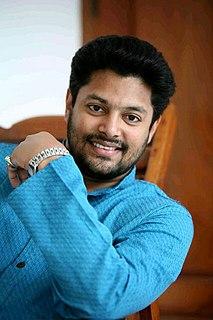 Madhu Balakrishnan Indian actor and musician