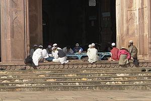 Taj-ul-Masajid - Madrasah in Taj-ul-Masjid