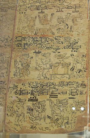 Madrid Codex (Maya) - Scenes connected to the hunt, Madrid Codex