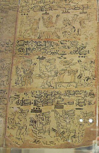 Madrid Codex (Maya) - Scenes connected to the hunt, Madrid Codex