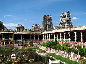 Tamil Nadu - The Meenakshi Amman Temple