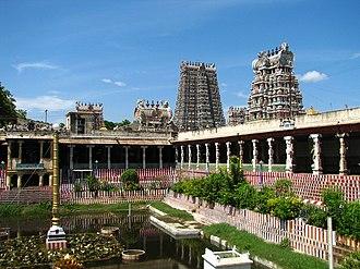 Tamil Nadu - The Meenakshi Amman Temple