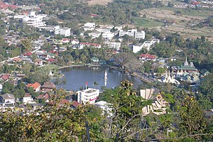 English: Mae Hong Son, a capital of the Mae Ho...