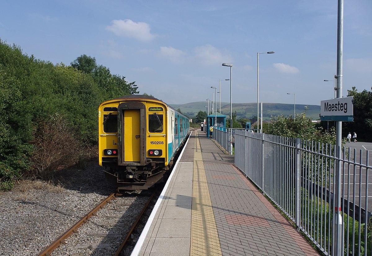 Maesteg Railway Station Wikipedia