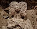 Maestro dei Mesi, Ianus - January, detail, Museo della Cattedrale.jpg