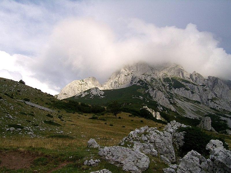 Гора Маґлич. Автор — Radosław Botev.