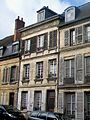 Magny-en-Vexin (95), maison style Louis-XVI, 52 rue de Paris.jpg