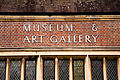 Maidstone Museum and Art Gallery - signage.jpg