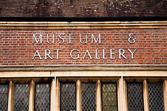 Maidstone Museum & Art Gallery - Maidstone Museum and Art Gallery
