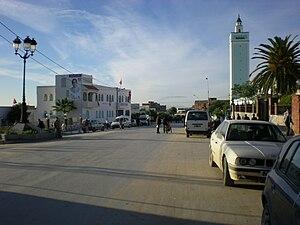 El Alia - Main Street, El Alia